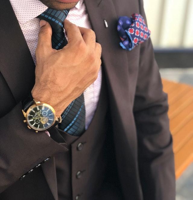 Spar penge på tasker og jakkesæt til mænd