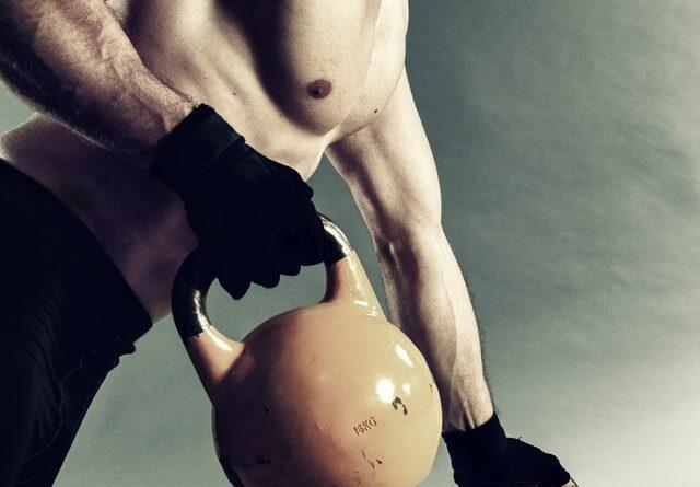 Kom i form med kettlebells